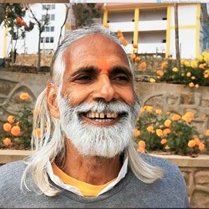Ramchandra Das - Fondateur du SAYM