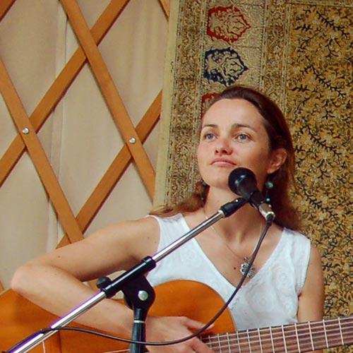 Claire Jacq - Chant